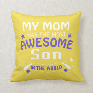 Awesome Son Cushion