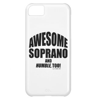 Awesome Soprano iPhone 5C Cases