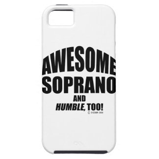 Awesome Soprano iPhone 5 Case