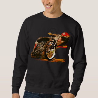 Awesome Speedway Motorcycle Clothing Pull Over Sweatshirts
