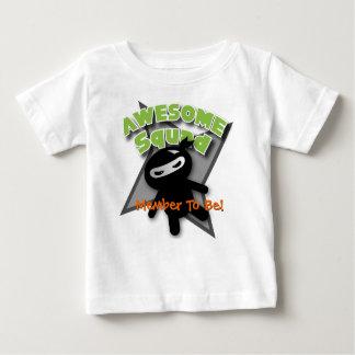 Awesome Squad Mini Tee Shirts