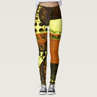 Awesome steampunk kraken vector designs leggings