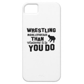 Awesome Sumo wrestle  Design iPhone 5 Cases