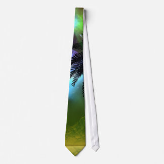 Awesome sunset tie