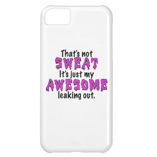 Awesome Sweat iPhone 5C Cover