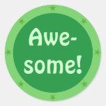 Awesome - Teacher Sticker Series