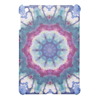 Awesome Tie Dye Inspired Retro Abstracts Cover For The iPad Mini