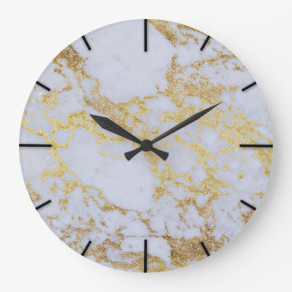 Gold Wall Clocks Zazzle Co Uk