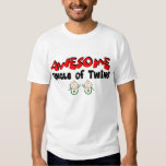 AWESOME UNCLE of TWINS Shirts