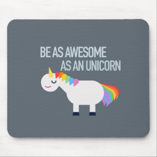 Awesome Unicorn Mousepad