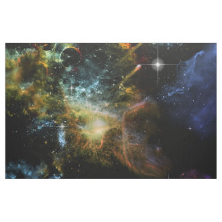 Awesome universe fabric