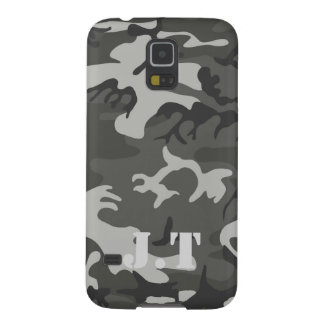 Awesome Urban Camouflage Pattern Monogram Cases For Galaxy S5