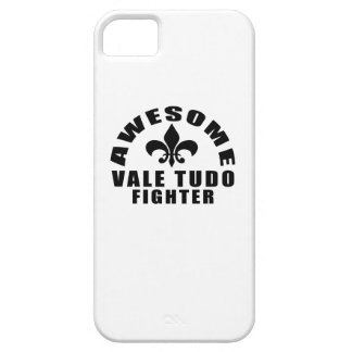 AWESOME VALE TUDO FIGHTER iPhone 5 CASES