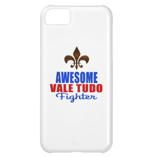 AWESOME VALE TUDO MARTIAL ARTS FIGHTER iPhone 5C CASE