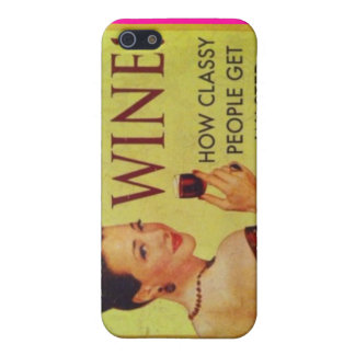 Awesome Wine iPhone Case Case For iPhone 5/5S