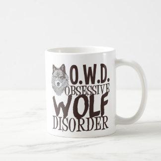 Awesome Wolf Coffee Mug