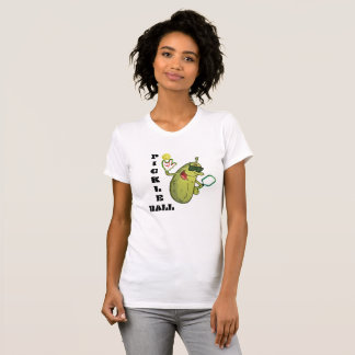 Awesome Womens Pickleball T-Shirt! T-Shirt