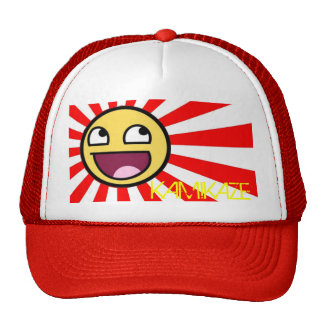Awesomekaze Trucker Hat
