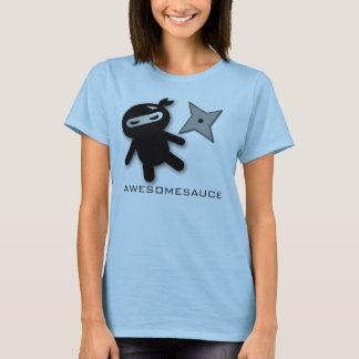 AWESOMESAUCE Ninja T-Shirt