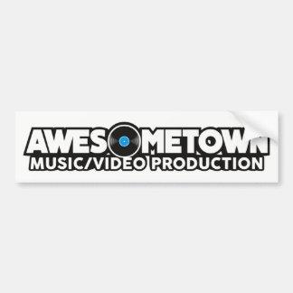 Awesometown Bumper Sticker