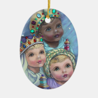 """AWESTRUCT CHERUBS""  ORNAMENT"