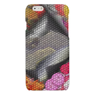 Awful colorful tiles iPhone 6 plus case