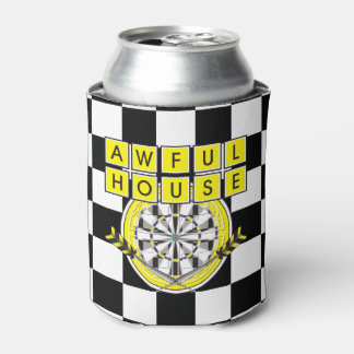 Awful House Darts Team Can Cooler