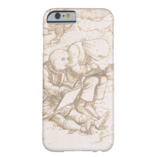 Awful Protection Against Midges, 1853 (pen & brown Barely There iPhone 6 Case