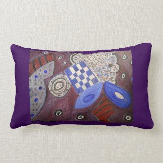 awkward lumbar pillow