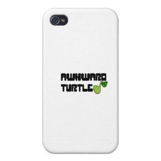 Awkward turtle iPhone 4/4S covers