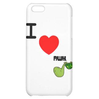 awkward turtle love iPhone 5C covers