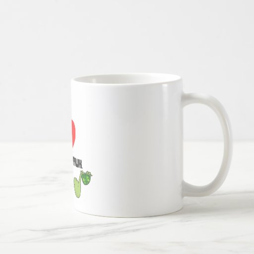 awkward turtle love coffee mug