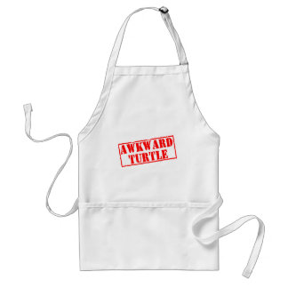 Awkward Turtle Stamp Aprons