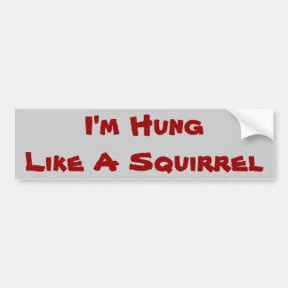 AWL Nuts! Bumper Sticker