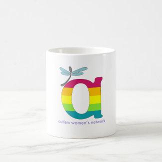 AWN Rainbow Pride Logo Mug