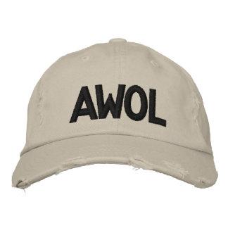 AWOL Custom Distressed Baseball Cap