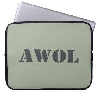 AWOL Neoprene Laptop Sleeve