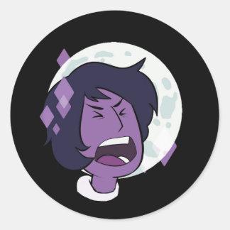 """AWOO"" sticker"