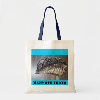 awsome tooth MAMMOTH TOOTH Bags