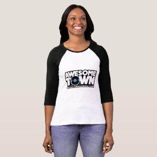 Awsometown Jersey T-Shirt