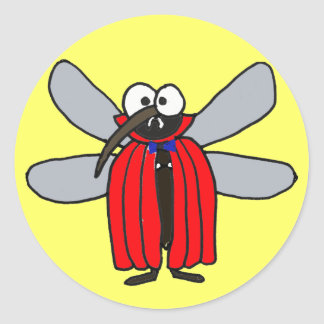AX- Mosquito Vampire Stickers