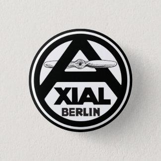 Axial propeller logo button