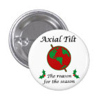 Axial Tilt Reason for the Season Badge