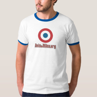 Axis & Allies .org France Roundel T-Shirt