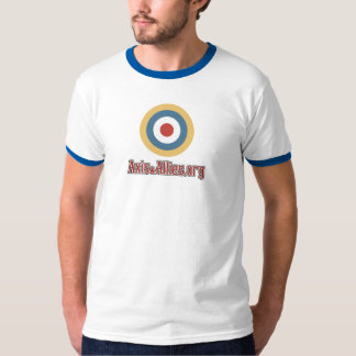 Axis & Allies .org United Kingdom Roundel T-Shirt
