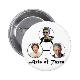 Axis of Taxes Button