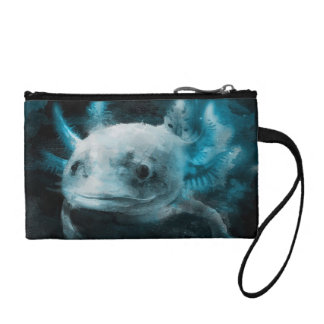 Axolotl Coin Purses