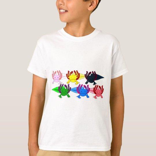 Axolotl sample frontal T-Shirt