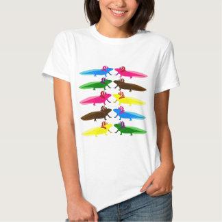 Axolotl sample t-shirt