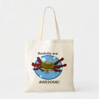 Axolotls are Awesome Bubbles (wild type)! Bag